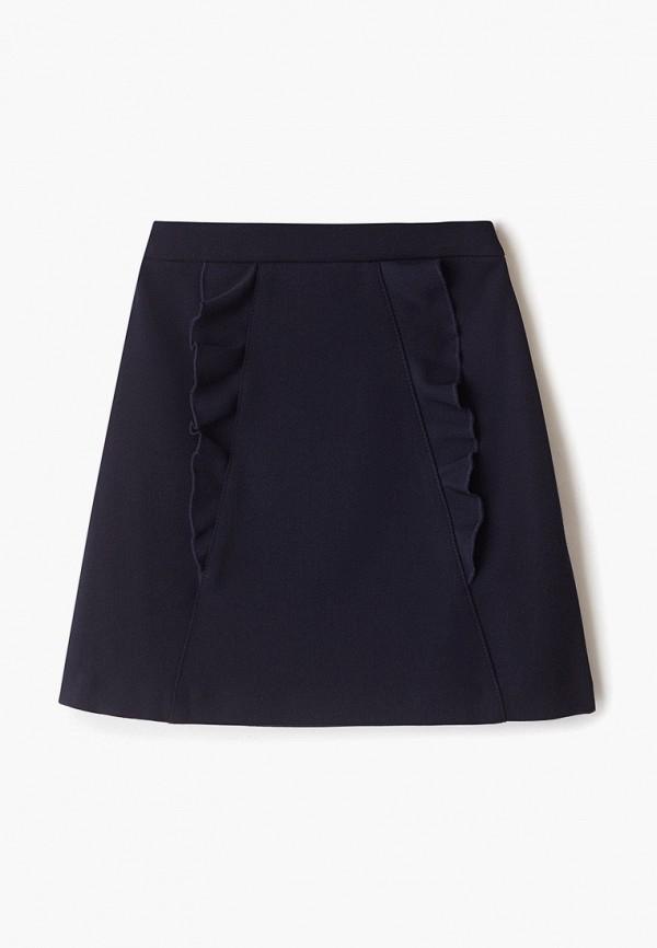 юбка btc для девочки, синяя