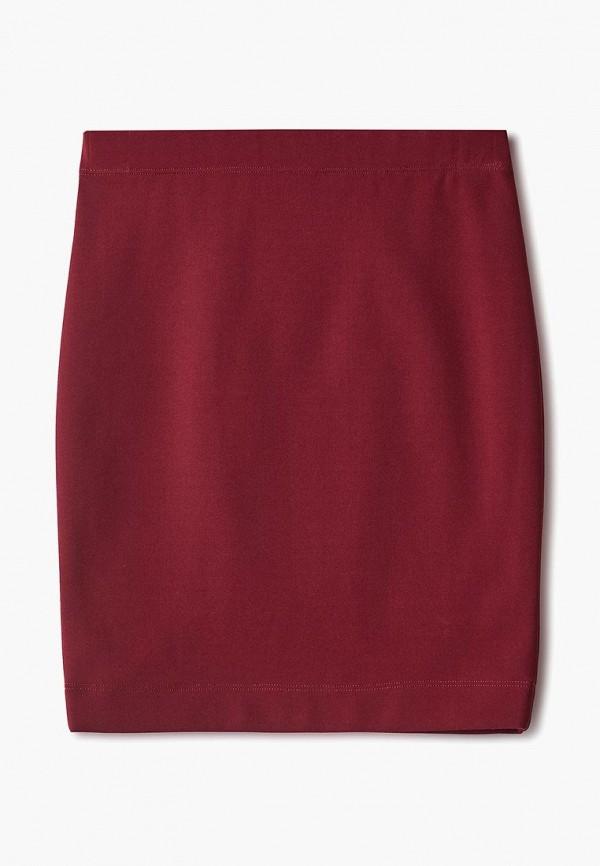 юбка stylish amadeo для девочки, бордовая