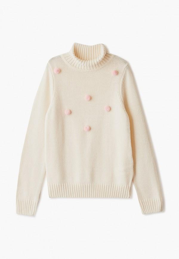 свитер infunt для девочки, бежевый