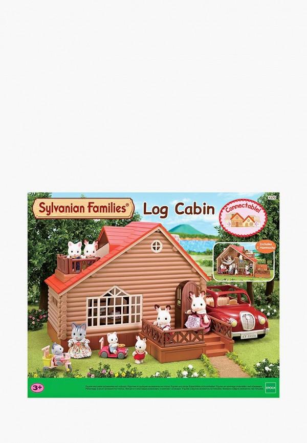 Фото - Набор игровой Sylvanian Families Sylvanian Families MP002XG00O09 игровой набор sylvanian families набор украшения тортиков многоцветный