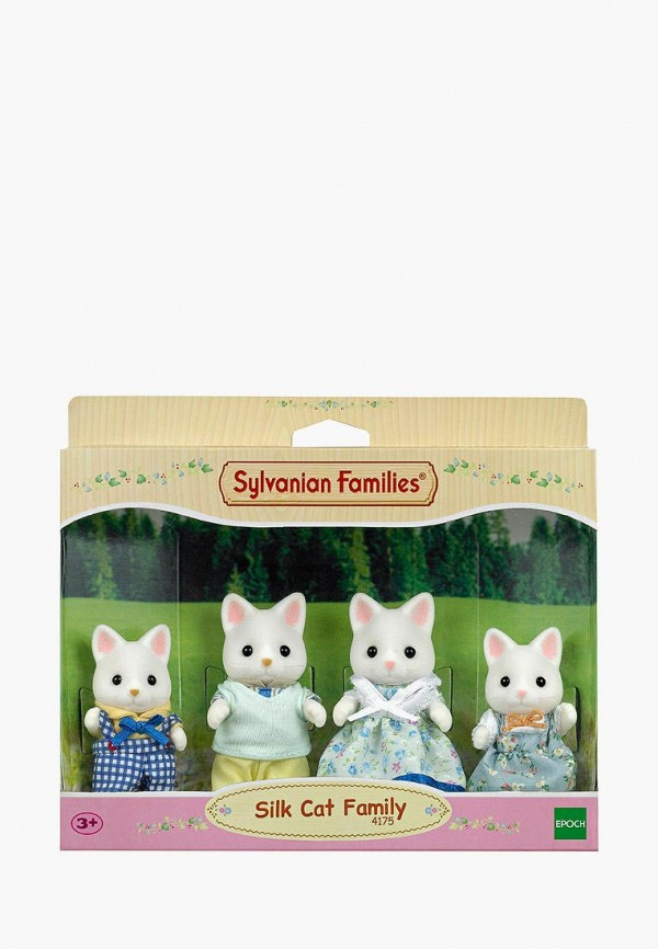 Набор игровой Sylvanian Families Sylvanian Families MP002XG00O0Z geoffrey nathan mediterranean families in antiquity households extended families and domestic space