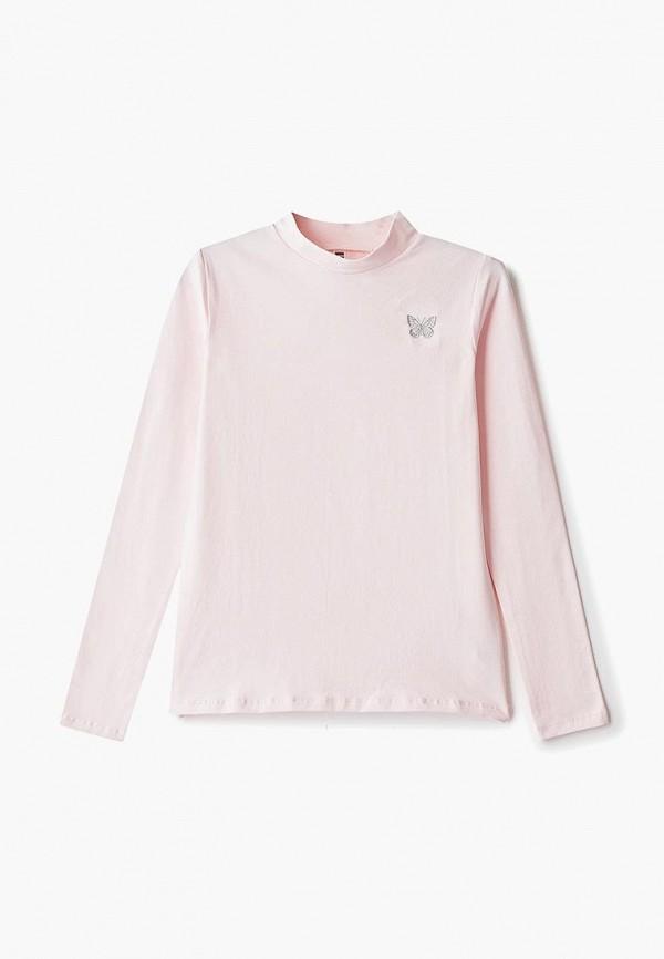 водолазка infunt для девочки, розовая