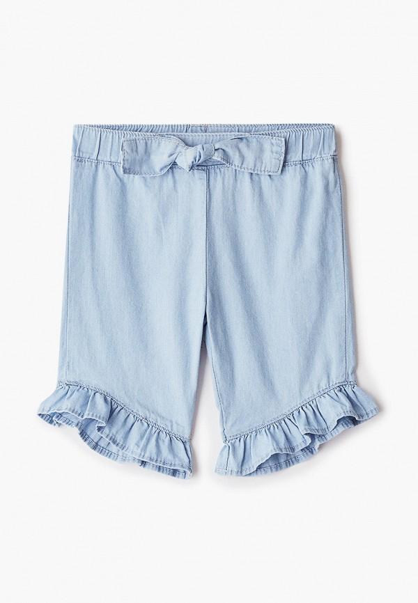 бриджи lc waikiki для девочки, голубые