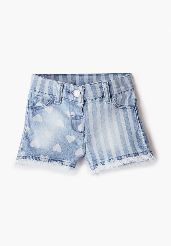 шорты lc waikiki для девочки, голубые