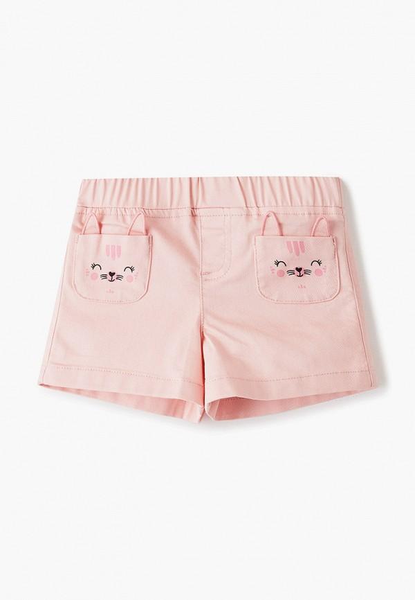 шорты lc waikiki для девочки, розовые