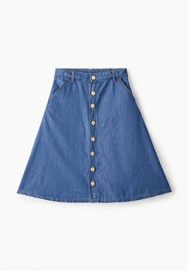 юбка lc waikiki для девочки, синяя