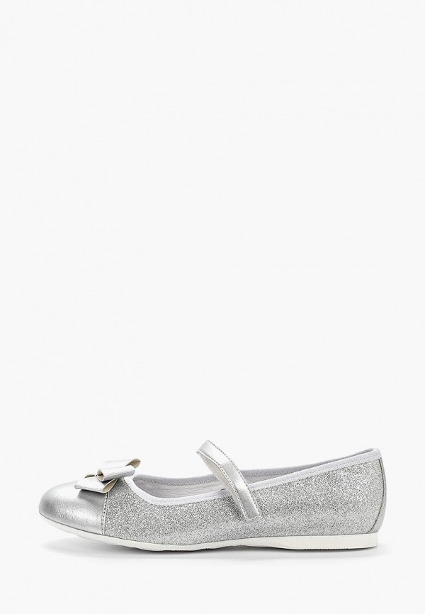 туфли ralf ringer для девочки, серебряные