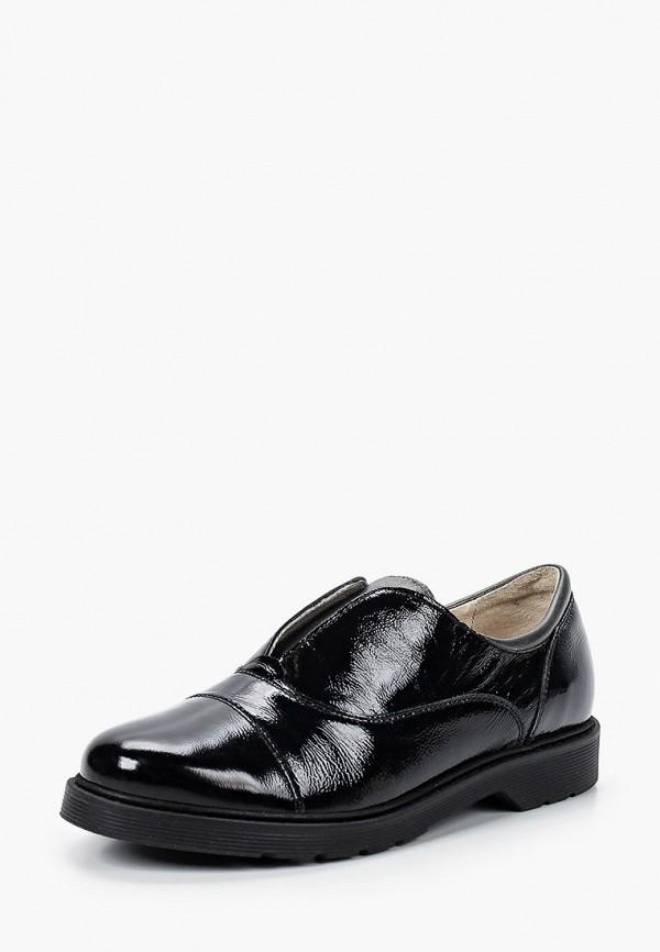 Ботинки для девочки Ralf Ringer цвет черный  Фото 2