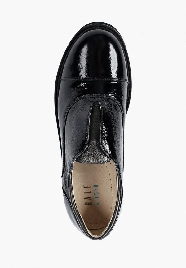 Ботинки для девочки Ralf Ringer цвет черный  Фото 4