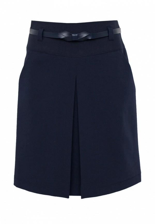 юбка sly для девочки, синяя