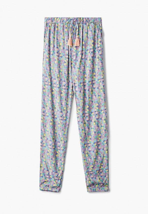 брюки baon для девочки, голубые