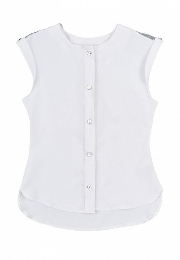 блузка dana-kids для девочки, белая