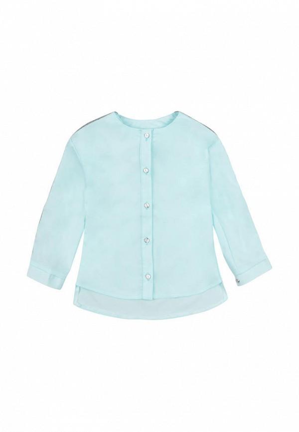 блузка dana-kids для девочки, голубая