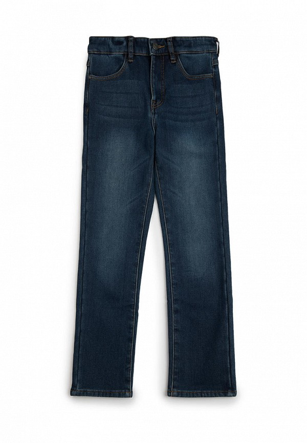 джинсы finn flare для девочки, синие