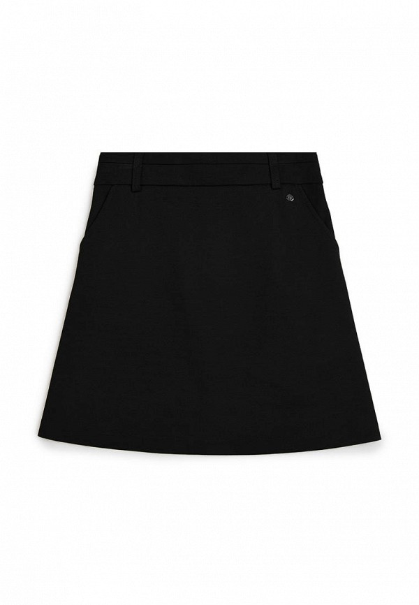 юбка finn flare для девочки, черная