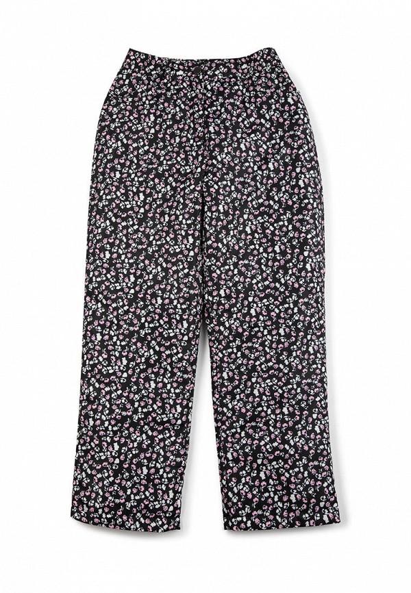 утепленные брюки finn flare для девочки, синие