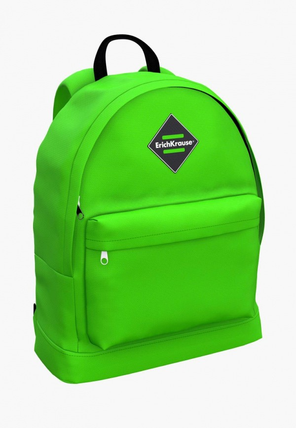 рюкзак erichkrause® для девочки, зеленый