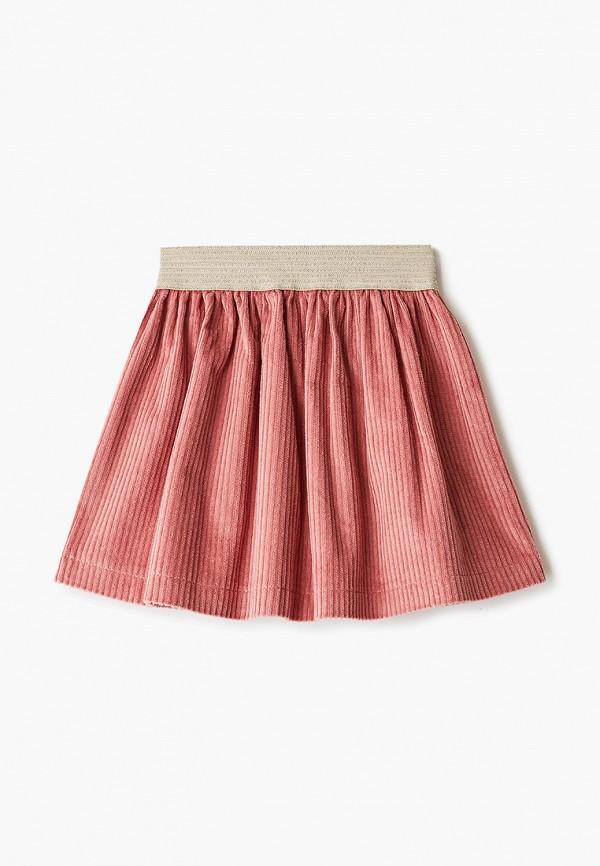 Юбка для девочки Infunt цвет розовый  Фото 2