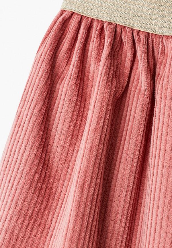 Юбка для девочки Infunt цвет розовый  Фото 3