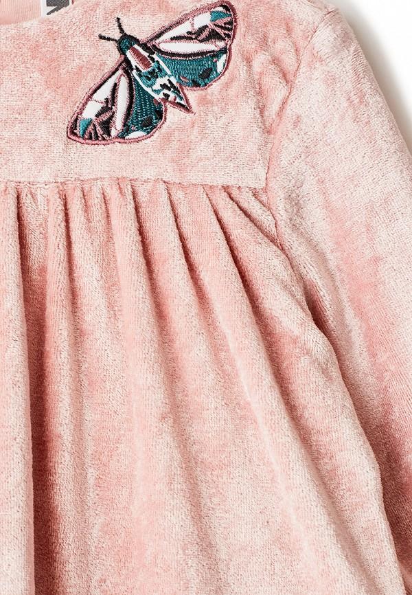 Платья для девочки Infunt цвет розовый  Фото 3