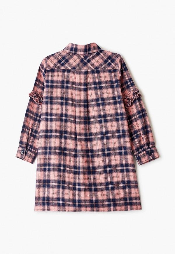Платья для девочки Infunt цвет розовый  Фото 2