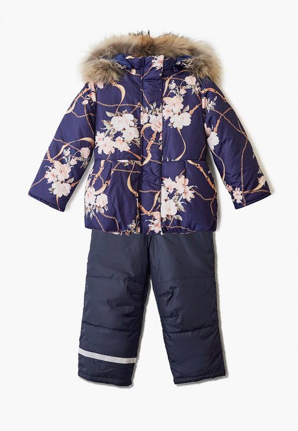 комбинезоны и костюмы pilguni для девочки, синие