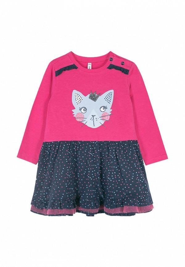 платье coccodrillo для девочки, разноцветное