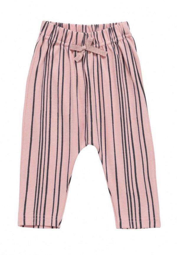 брюки artie для девочки, розовые