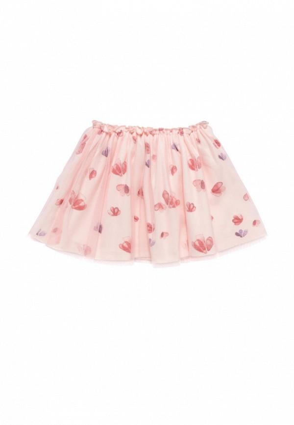 юбка artie для девочки, розовая