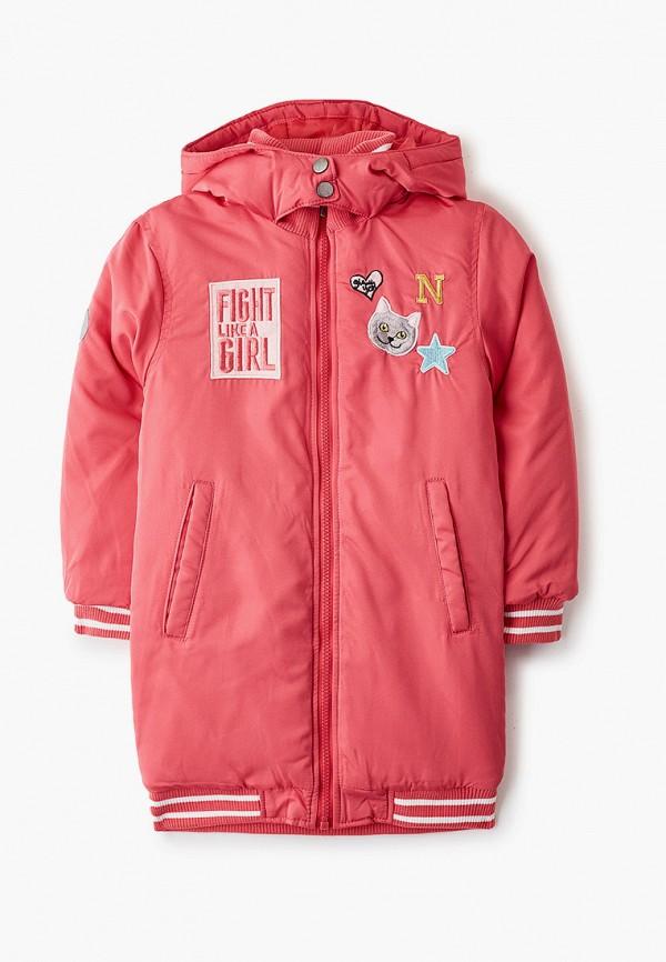 куртка trenders для девочки, розовая