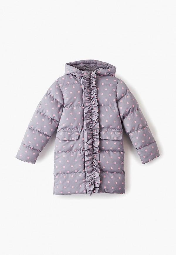 куртка trenders для девочки, серая