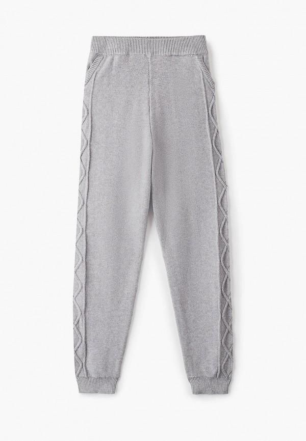 брюки zarina для девочки, серые