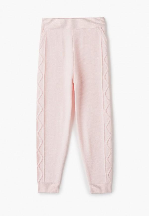 брюки zarina для девочки, розовые
