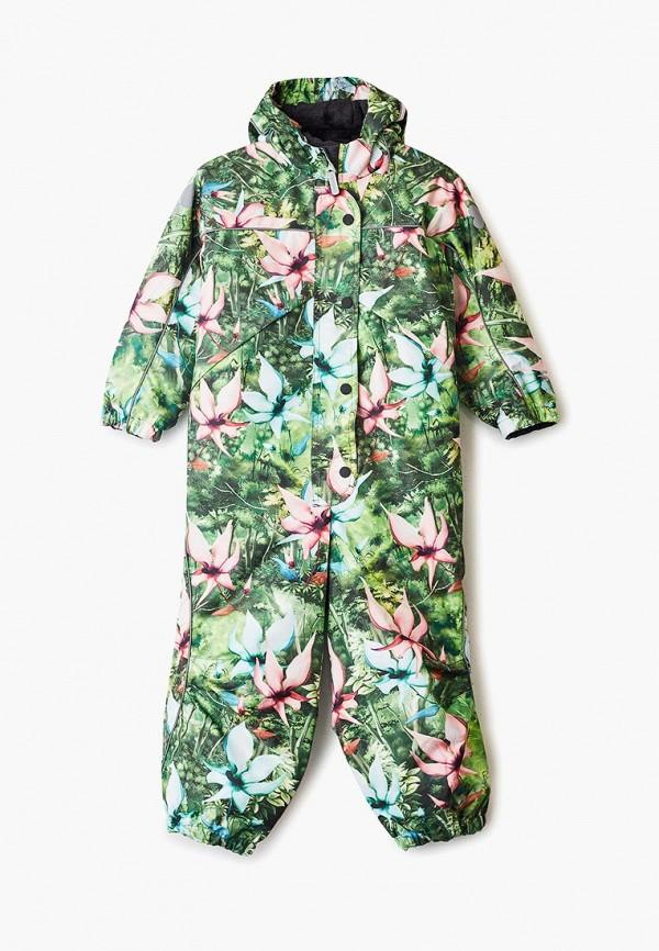 комбинезон stylish amadeo для девочки, зеленый