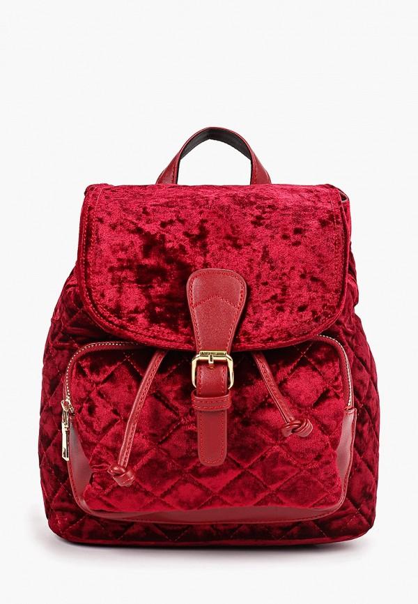 рюкзак vitacci для девочки, бордовый