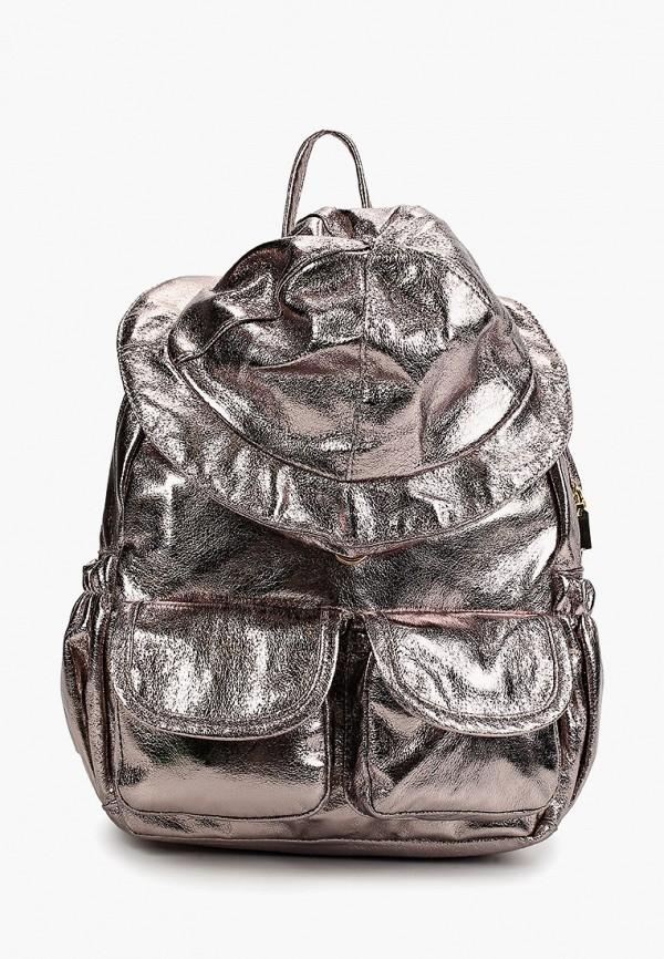 рюкзак vitacci для девочки, золотой
