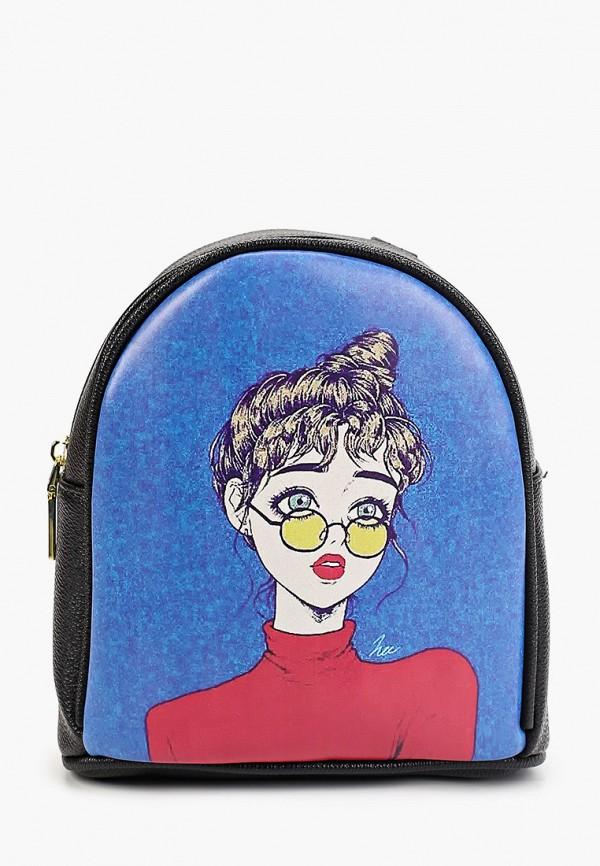 рюкзак vitacci для девочки, синий