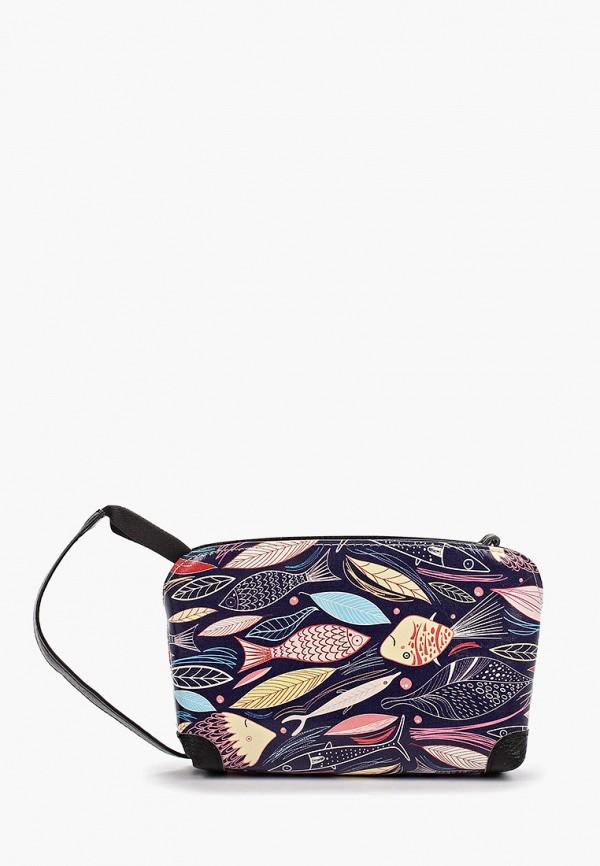 кошелёк vitacci для девочки, фиолетовый