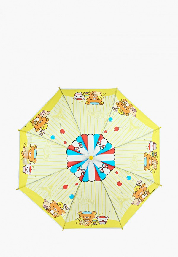 зонт-трости vitacci для девочки, желтый