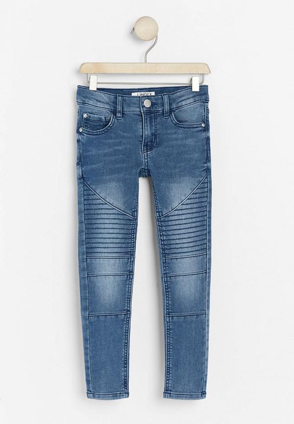 джинсы lindex для девочки, синие