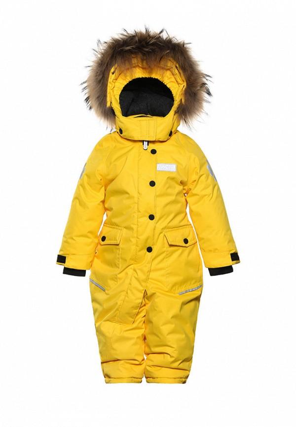 комбинезоны и костюмы stylish amadeo для девочки, желтые