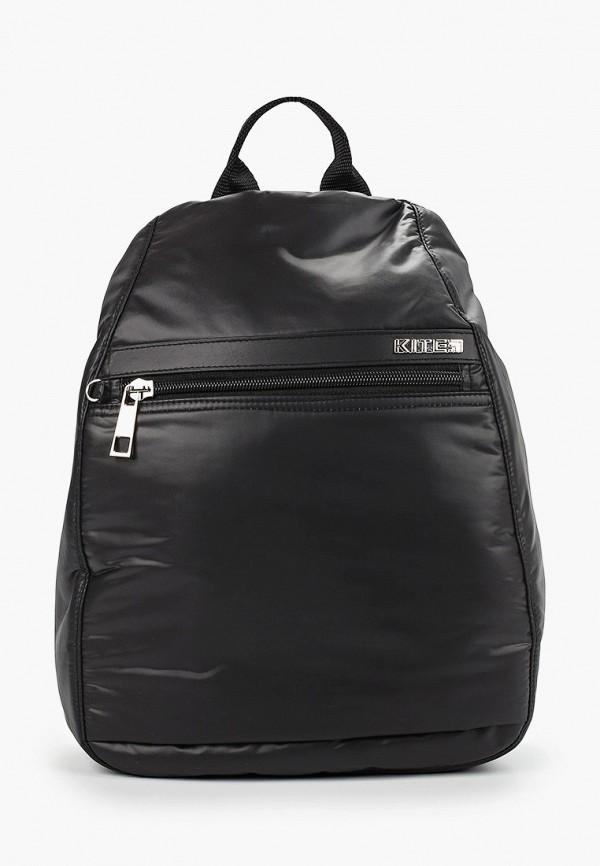 рюкзак kite для девочки, черный