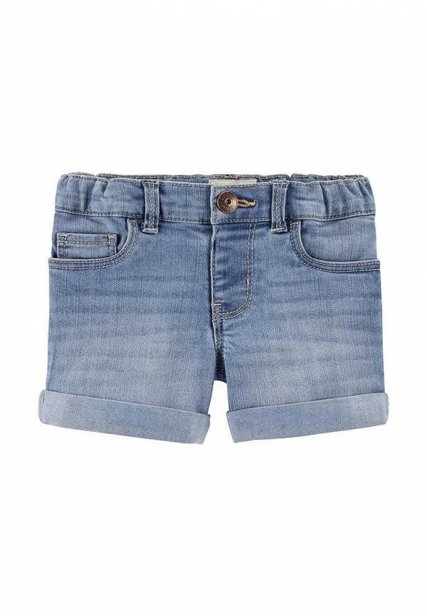 шорты oshkosh для девочки, синие
