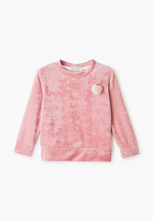 свитшот trenders для девочки, розовый