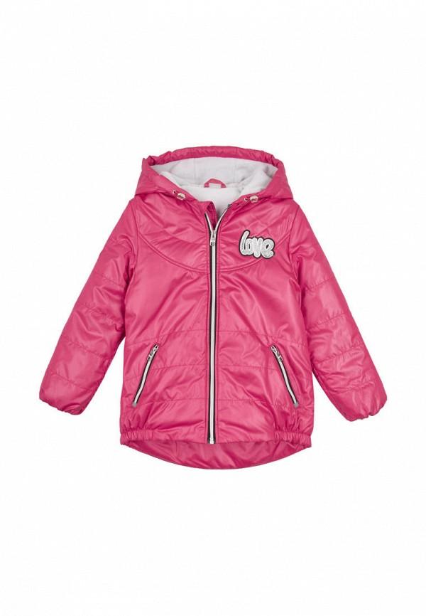 куртка бемби для девочки, розовая