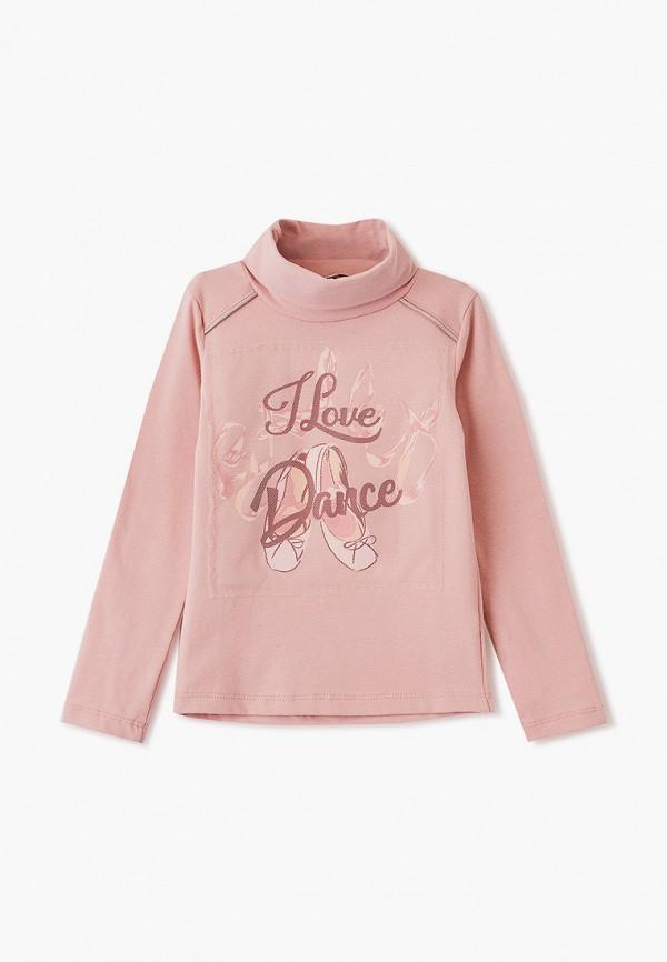 водолазка trenders для девочки, розовая