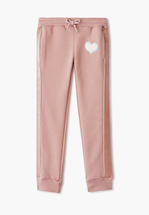 спортивные брюки trenders для девочки, розовые