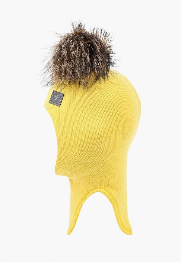 Балаклава Hohloon цвет желтый