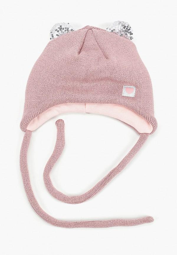 Шапка детская Hohloon цвет розовый
