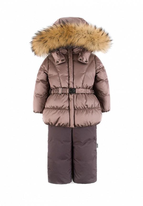 комбинезоны и костюмы arctiline для девочки, коричневые
